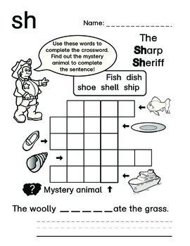 Smart Phonics Consonant Digraphs Manual