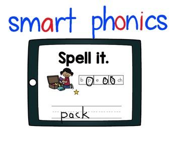 Smart Phonics Digraphs