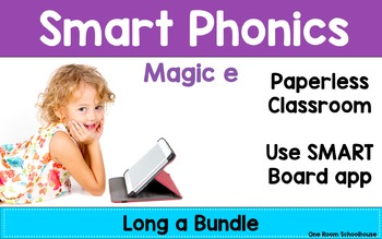 Smart Phonics Long A Magic E
