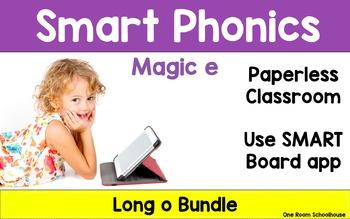 Smart Phonics Long O Magic E