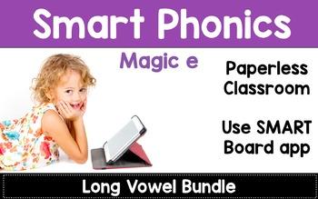 Smart Phonics Magic E Big Bundle