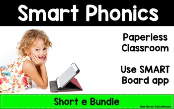 Smart Phonics Short E Bundle