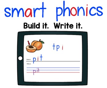 Smart Phonics Short I Bundle