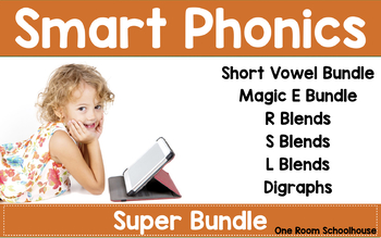 Smart Phonics Super Bundle