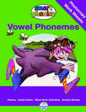 Smart Phonics Vowel Sounds Manual