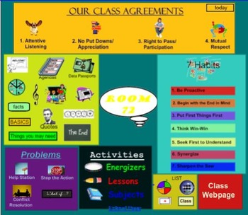 Smart Portal!: Behavior management, place value, geometry, energizers, and more!