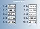 Smart Response Rhythm Quiz (Quarter note/Eighth notes/Quarter rest)