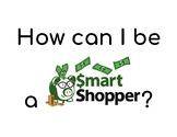 Smart Shopper Jeopardy