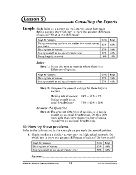 Smart Shopping Math: On-line Shopping-Consulting the Experts