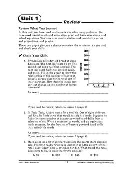 Smart Shopping Math: Retail & Wholesale-REVIEW