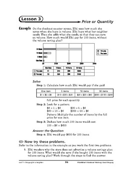 Smart Shopping Math: Shopping for a Neighbor-Price or Quantity