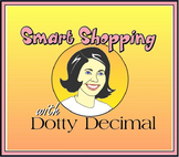 5th Grade Math: Smart Shopping with Dotty Decimal