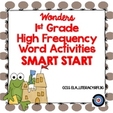 Smart Start Grade 1 - High Frequency Word Activities