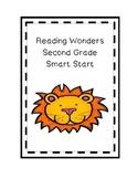 Smart Start Reading Wonders Second Grade