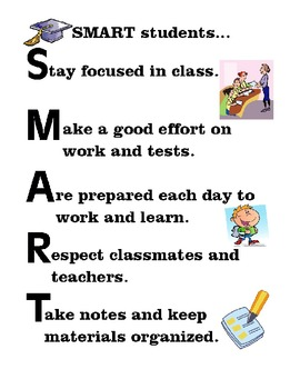 Smart Student Sign