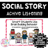 Social Story Active Listening