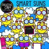 Smart Suns Clipart {Creative Clips Clipart}