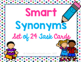 Smart Synonyms Task Cards