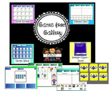 Smart board 101 Directions with Visuals and Examples