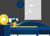 Smart curtains  Smart home  Animation  cartoon
