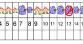 Smart notebook linear calendar