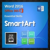 SmartArt in Microsoft Word