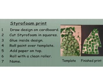Art SmartBoard - More on Printing