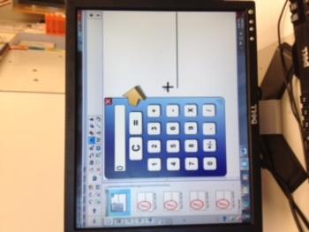 SmartBoard Calculator with Addition Box