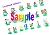 SmartBoard Classroom Helper Activity