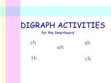 SmartBoard Digraph Activities