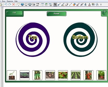 Cause and Effect using Tops and Bottoms Smartboard and handout