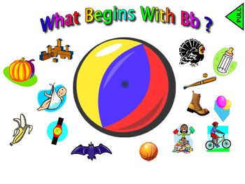 what begins with a