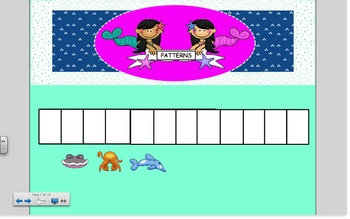 SmartBoard Ocean Literacy and Math