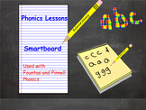 Smartboard Phonics Fountas and Pinnell Lessons Smart Board