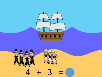 SmartBoard Pilgrim Addition