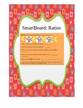 SmartBoard: Ratios