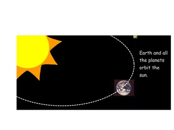 Science SmartBoard - Space - Planets