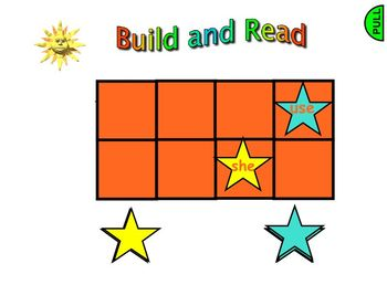 SmartBoard Sight Word Puzzles: Reveal it. Build it.
