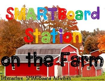 SmartBoard Station Farm Creative Writing & Story Telling Center