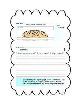 SmartBoard: Writing Topic Sentences