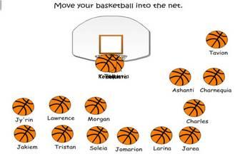 SmartBoard attendance file basketball
