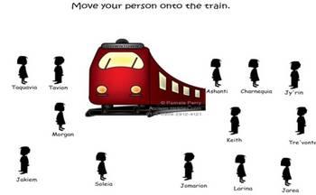 SmartBoard attendance file-train