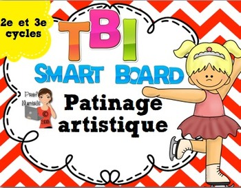 SmartBoard/FRENCH/TBI/CODES QR – Patinage artistique
