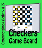 SmartNotebook Checkers Game