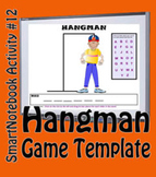 SmartNotebook Hangman Game