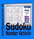 SmartNotebook Sudoku Template