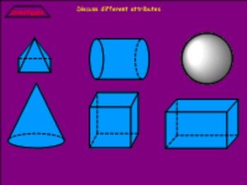 Smartboard: 3D Solid Shapes