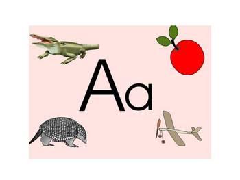 Smartboard Alphabet