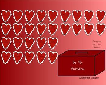 Valentine's Day/Smartboard Attendance