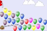 Smartboard Balloon Pop Attendance